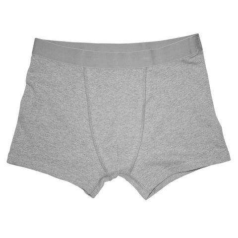 Bread & Boxers Men's Underwear Bread & Boxers Men's Underwear Boxer Brief | GREY