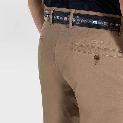 Paul & Shark Chino Trousers | Chocolate