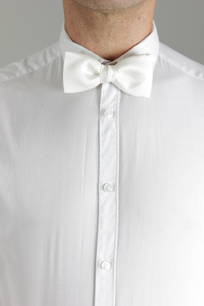 Cerruti 1881 Bow Ties Cerruti 1881 Bow Tie | WHITE