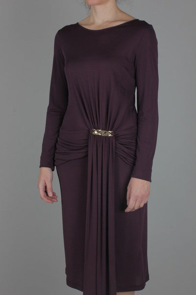 Femme Unique Dress Femme Unique Dress | DARK PURPLE