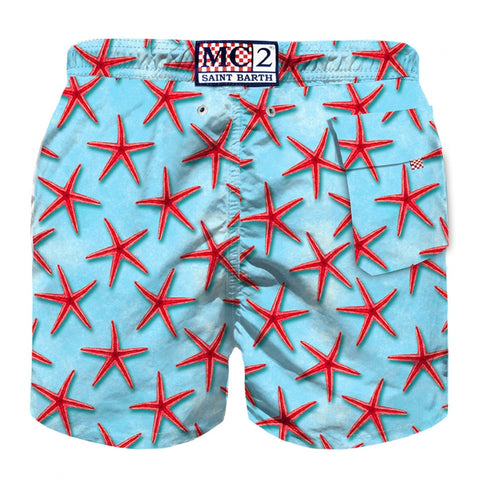 Boys' MC2 Red Seastar Big | Turquoise
