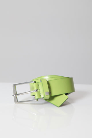 Lagerfeld Men's Belt Lagerfeld Belt | BRIGHT GREEN