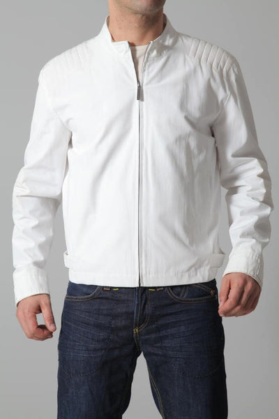 Lagerfeld Men's Casual Jackets Lagerfeld Casual Jacket | WHITE