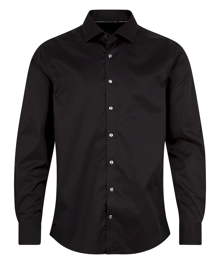 Lindbergh Men's Shirt Lindbergh Shirt | BLACK