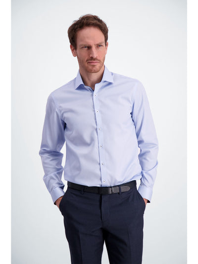Lindbergh Shirt Technical | Light Blue