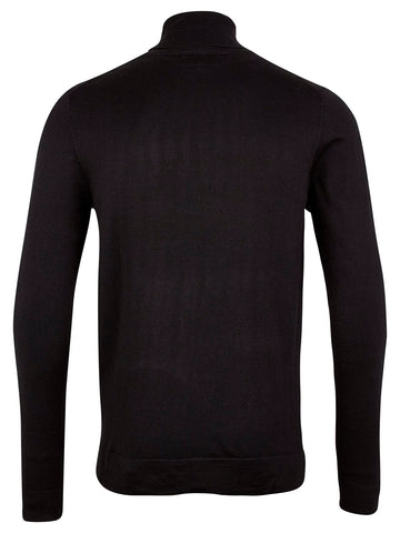 Lindbergh Sweater Jumper Roll neck | Black