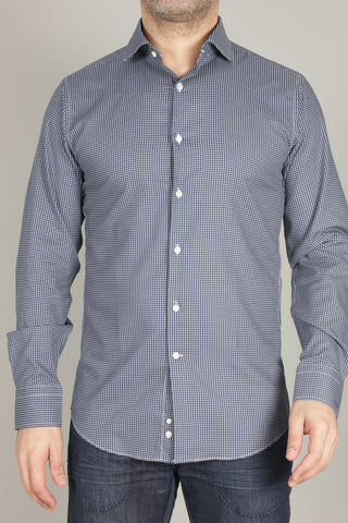 PAUL & SHARK Men's Shirt Paul & Shark Shirt | Blue - Shark Fit