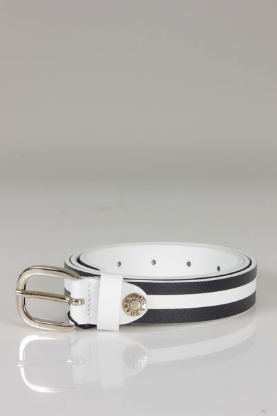 PAUL & SHARK Women's Belt Paul & Shark Belt | BLUE / WHITE
