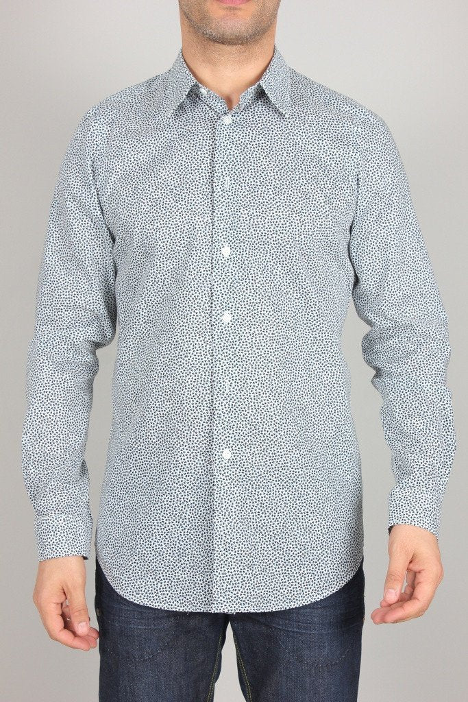 Paul Smith Men's Shirt Paul Smith Shirt | NAVY