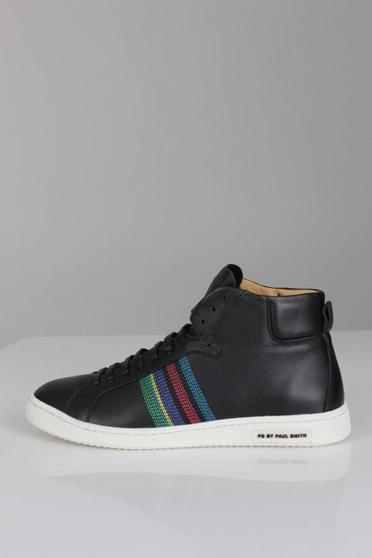 Paul Smith Shoes | BLACK – GIANNOPOULOS.GR