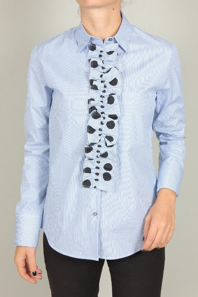 Paul Smith Women's Shirt Paul Smith Shirt | PALE BLUE / WHITE