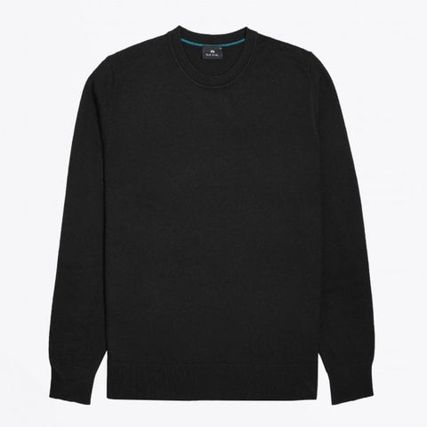 Paul Smith Sweater Crewneck Regular fit | Black