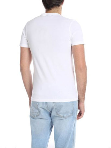 Paul Smith T-shirt Regular Fit PS Club Print | White