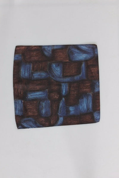 Richel Pochette Richel Pochette | BROWN / BLUE