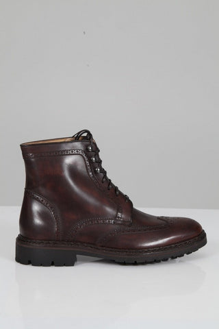 Roberto Morelli Men's Shoes Roberto Morelli Shoes Boots | DARK BROWN