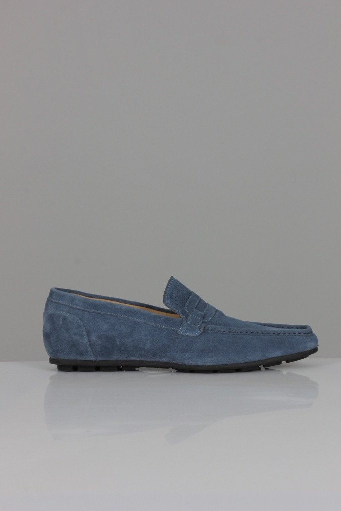 Roberto Morelli Men's Shoes Roberto Morelli Shoes Loafer | BLUE