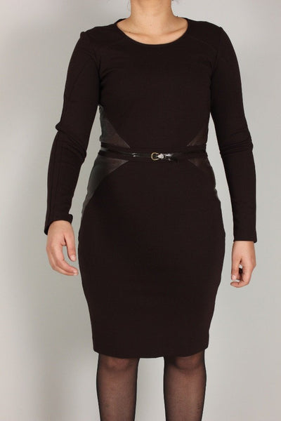 RoccoBarocco Dress RoccoBarocco Dress | BROWN