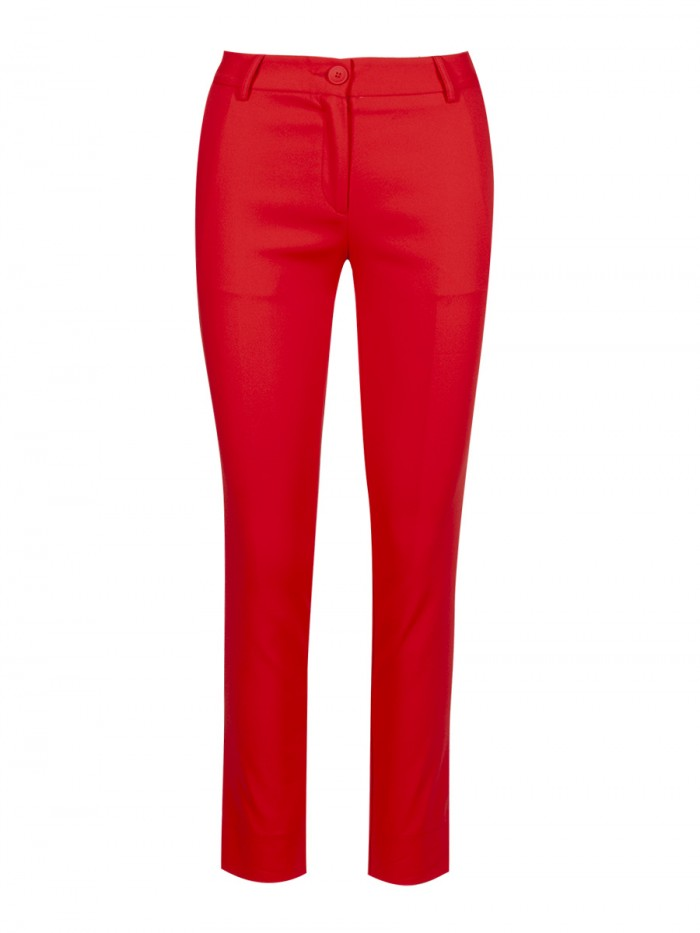 Anonyme Trousers Skinny Alexia | Red