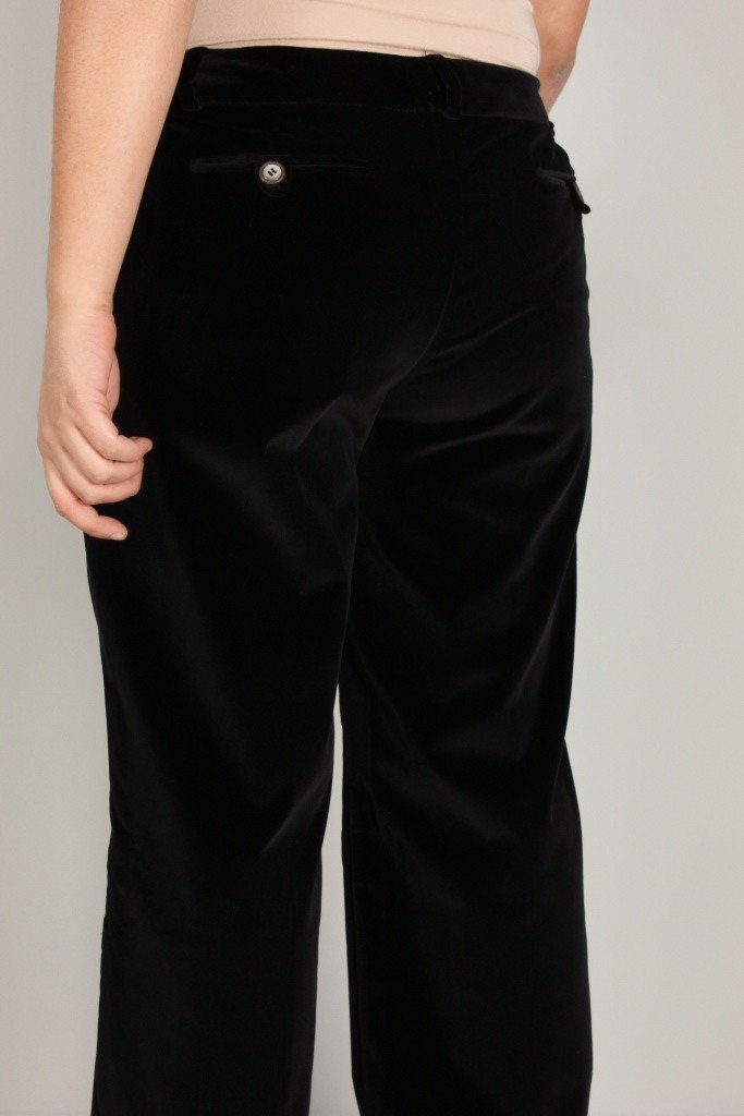 Valentino Women's Trousers Valentino Trousers | BLACK