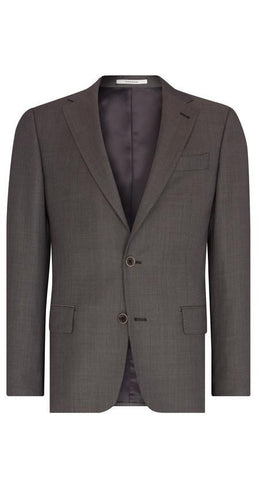 Van Gils Men's Suit Van Gils Suit | DARK BROWN