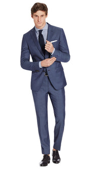Van Gils Men's Suit Van Gils Suit Plain Ellis | DARK BLUE
