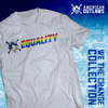 WE THE CHANGE - Equality T-Shirt