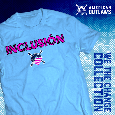 WE THE CHANGE - Inclusión T-Shirt