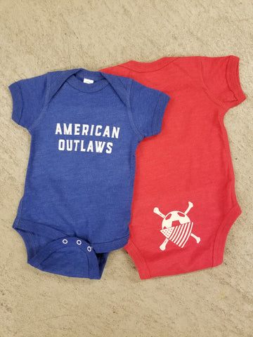 AO Onesies NEW (available in two colors)