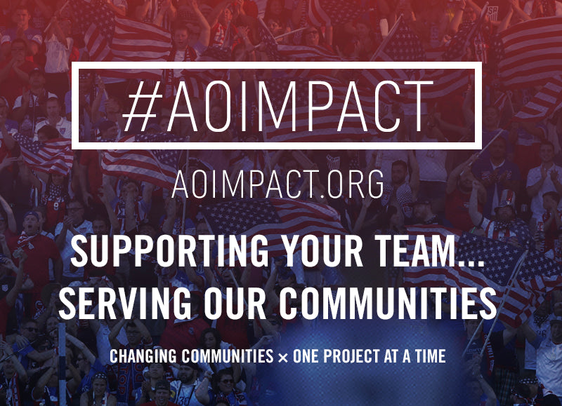 Donate to American Outlaws Impact Causes