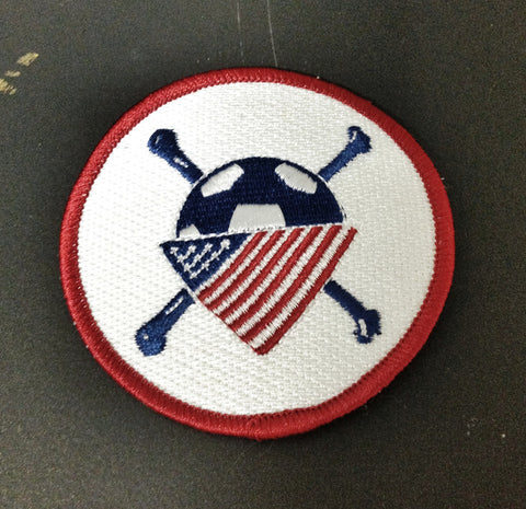 AO Embroidered Patch
