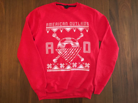 AO Holiday Sweater