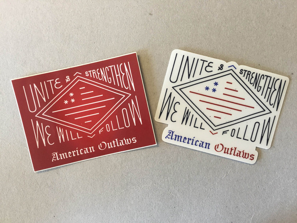 Unite & Strengthen Sticker Pack