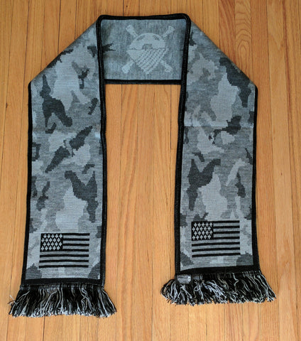 Military Charity Scarf (proceeds go to Operation Homefront)