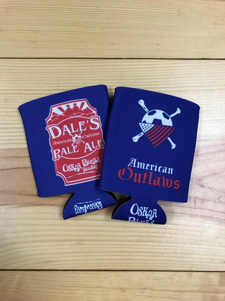 AO+Oskar Blues Koozies