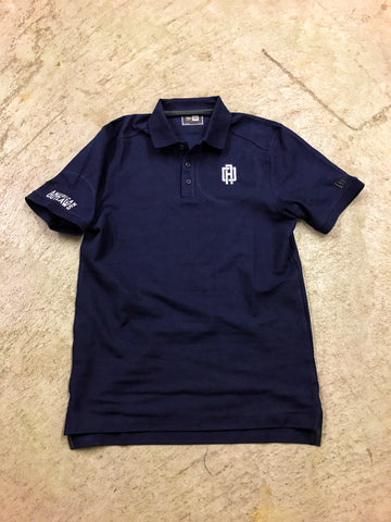 Men's Polo - Navy
