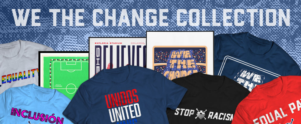 WE THE CHANGE Collection