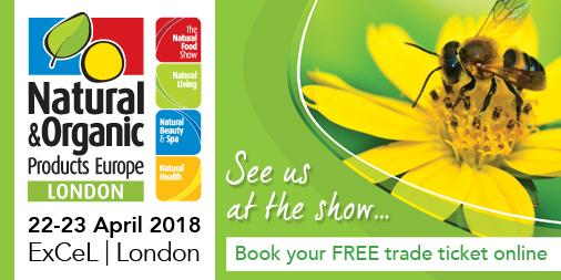 Kypwell at the Natural & Organic Products Europe, London