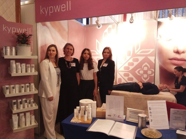 Kypwell at the Health & Beauty Forum