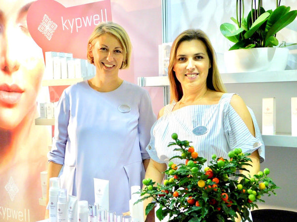 Kypwell at the Made in Cyprus exhibition