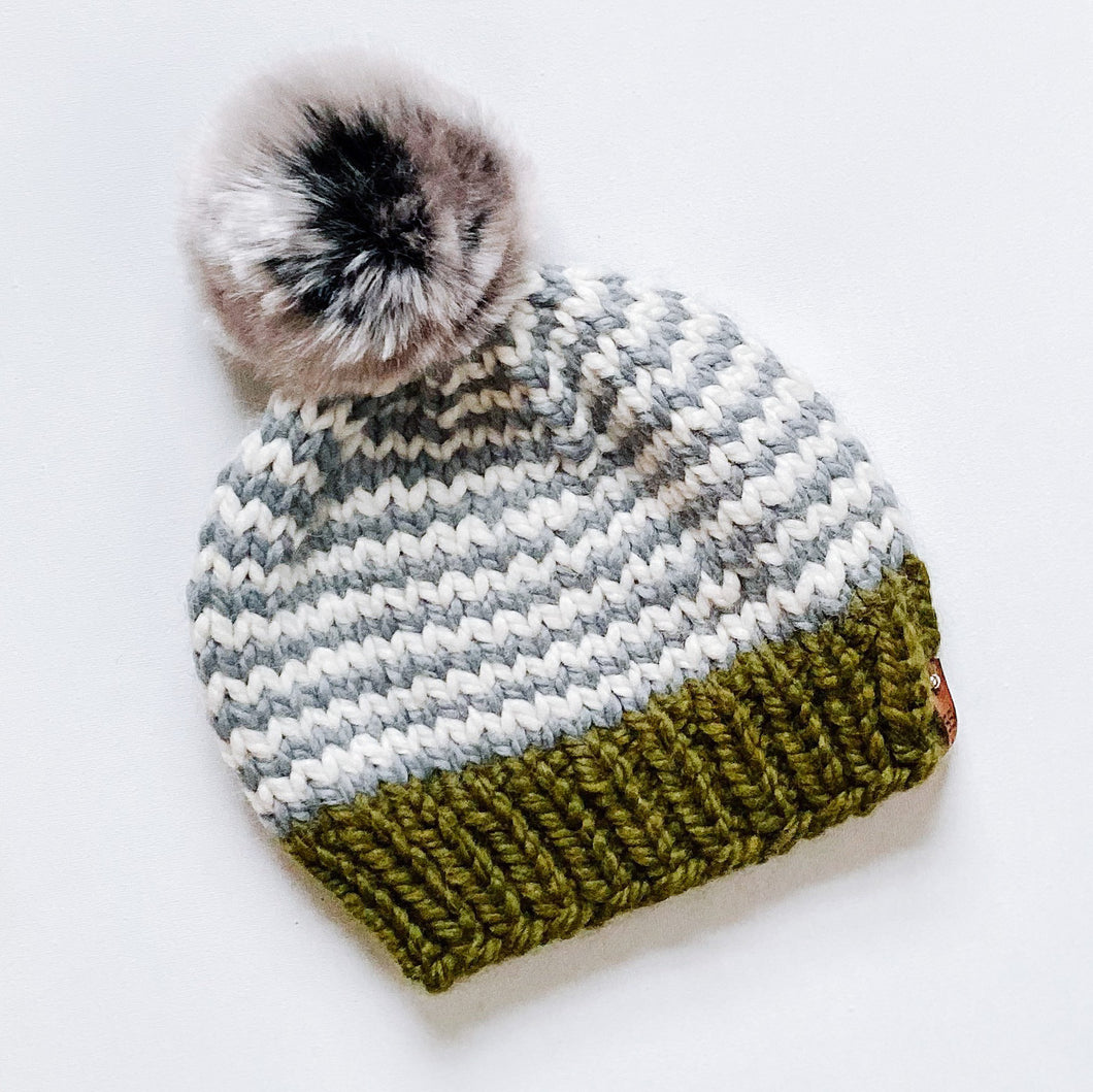 Green Tea - Smith Studio Knits