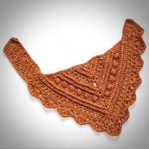 Penelope Bib - Smith Studio Knits