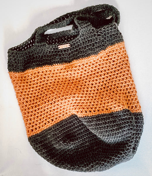 Calypso Carry-All 🌎 - Smith Studio Knits