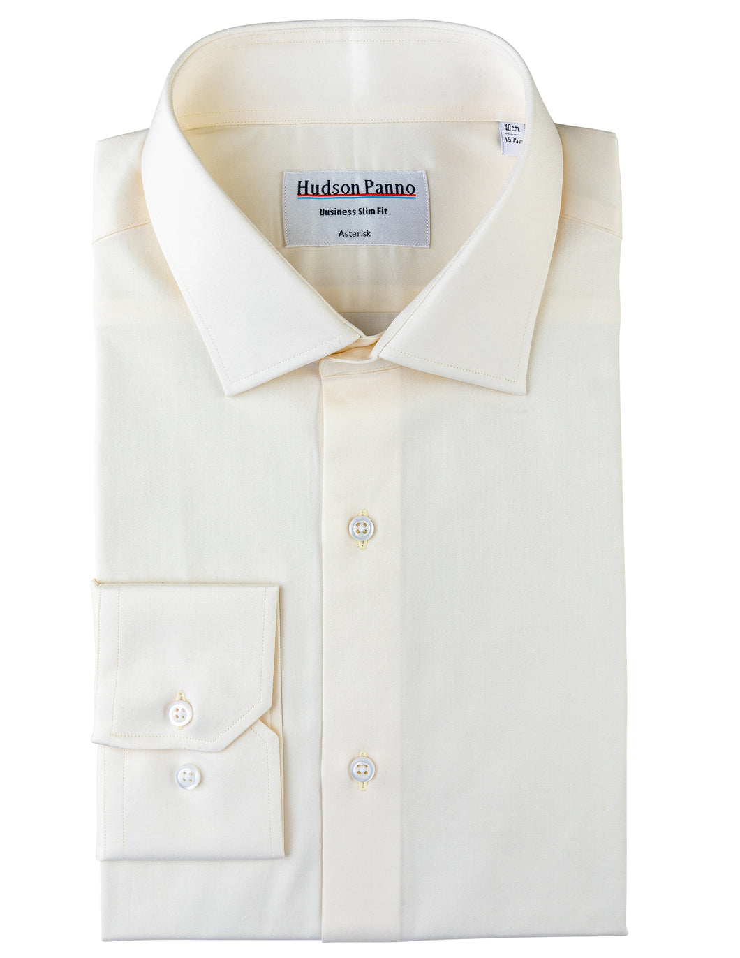 CREAM FINE COTTON SHIRT