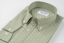 Load image into Gallery viewer, Olive Green Casual Shirt