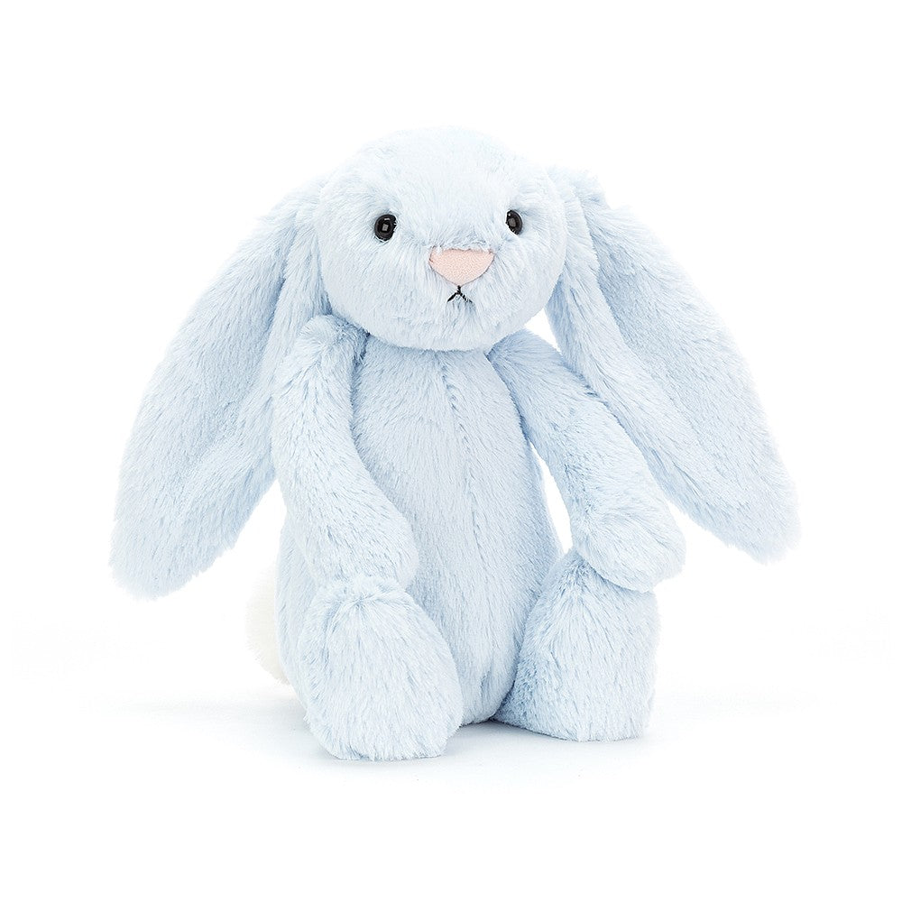 Jellycat Bashful Blue Bunny - Medium