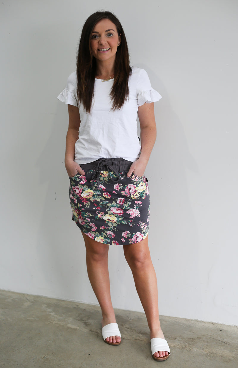 Fleur Skirt by Addison Clothing
