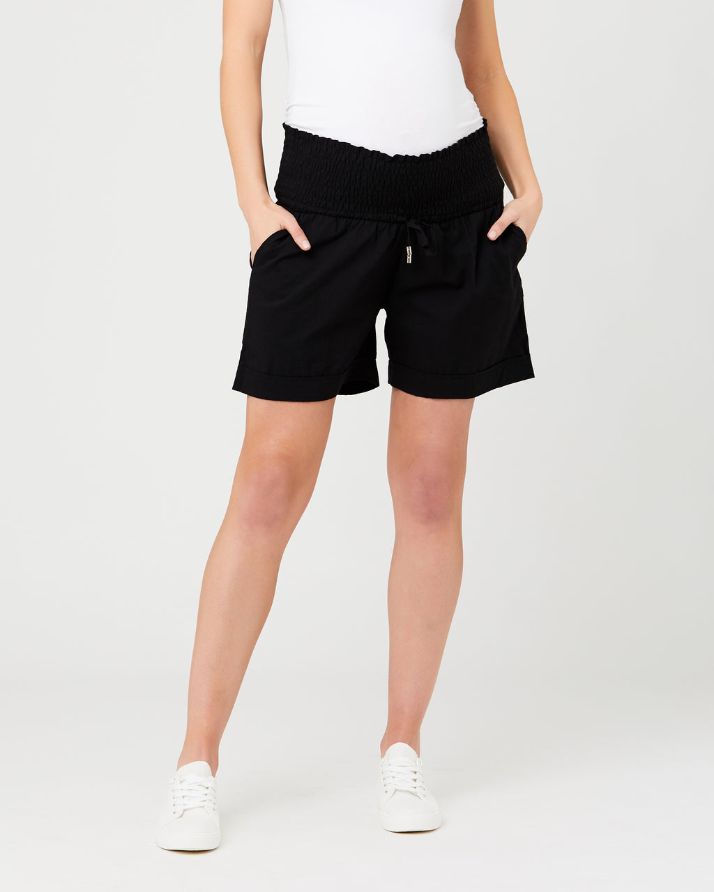 Philly Cotton Short - Black