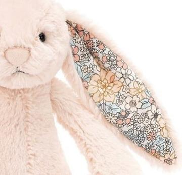Jellycat Bashful Blush Blossom Bunny - Medium (PREORDER)