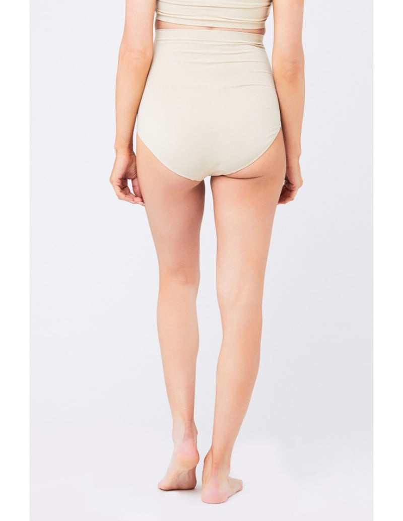 Seamless Maternity Brief (Natural)