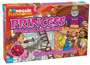 princess snakes and ladders